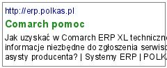 Comarch pomoc